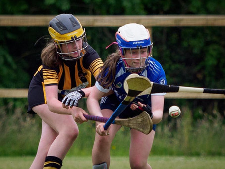 Smashing performance from the U12 Camogie Team