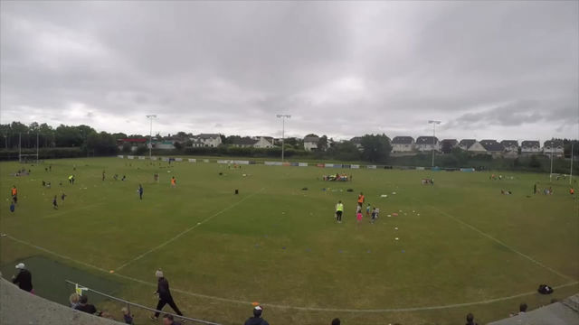 Another Academy year over with over 200 children enjoying the games.