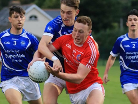 Senior Football Championship off to a great start