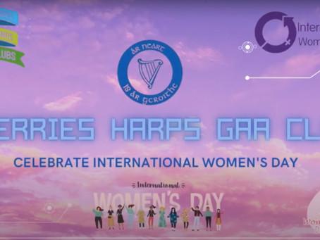 International Womens Day 2021 - Skerries Harps