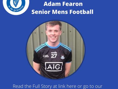 Player Profile - Adam Fearon