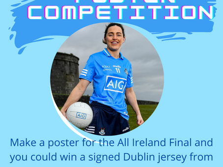 All-Ireland Poster Competition for Lyndsey