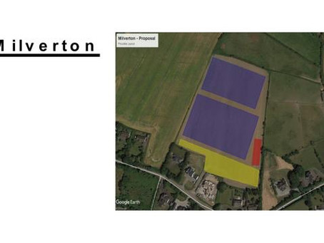 Campaign to gain support for development of pitches