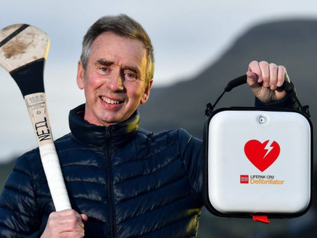 UPDATE: Target Reached! Skerries Harps have joined the Community Heart Program