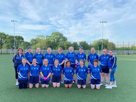 The Gaelic for Mothers & Others back in action V Sarsfields