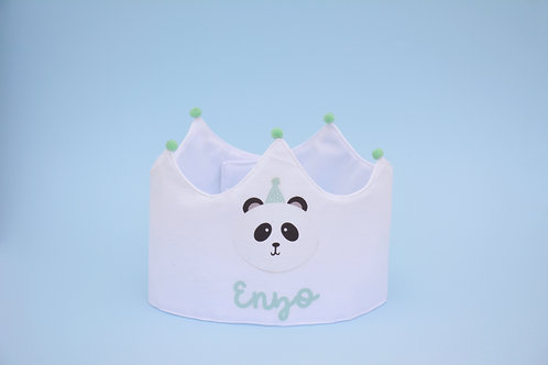 Corona personalizada