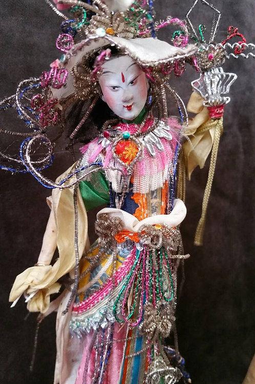 Made in Hong Kong Festival Dancing Dolls 1930/40,s