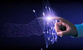 Hand touching modern interface digital transformation concept. Connection next generation ...on..jpg