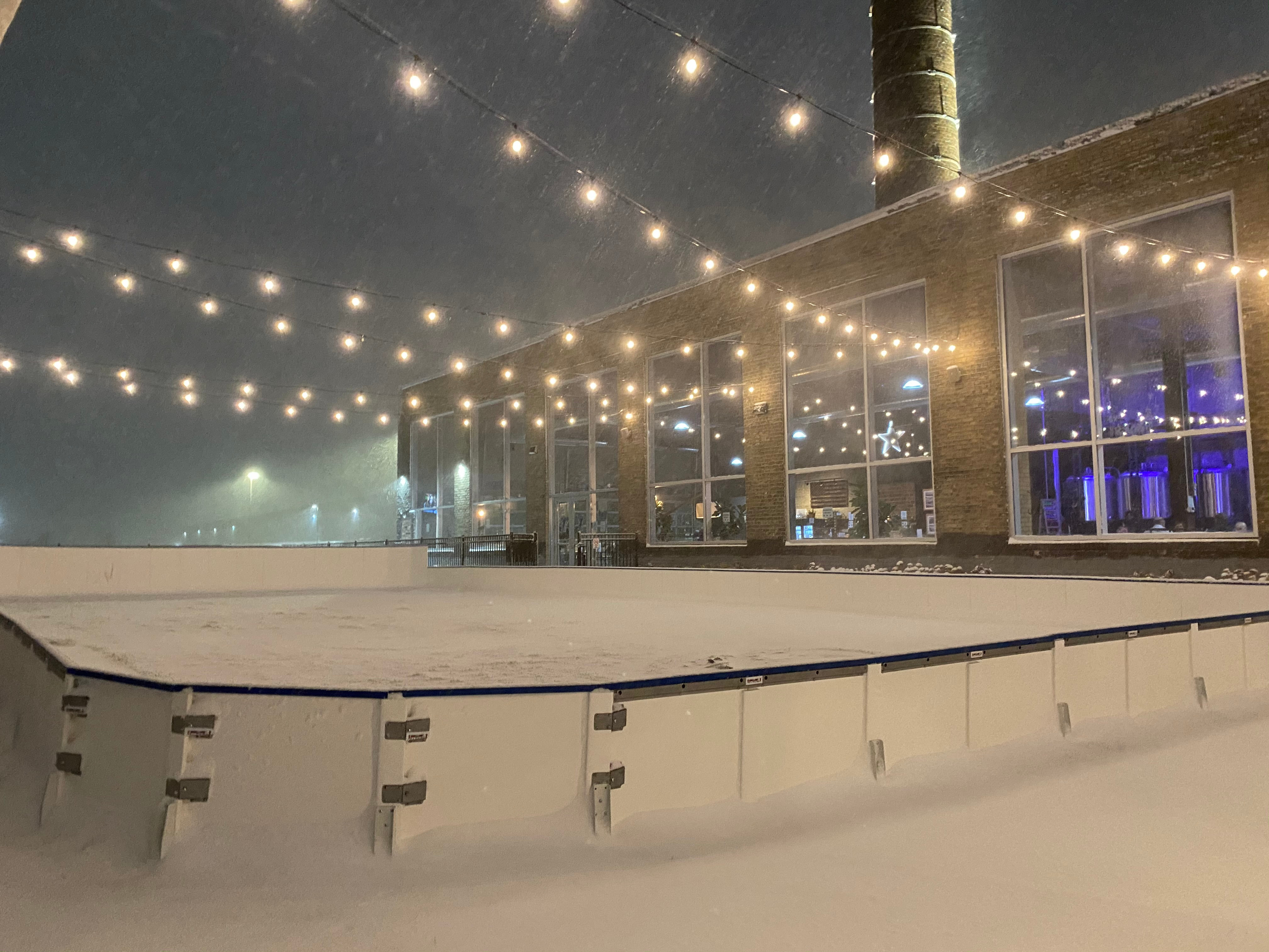 Ice Rink Private Rental