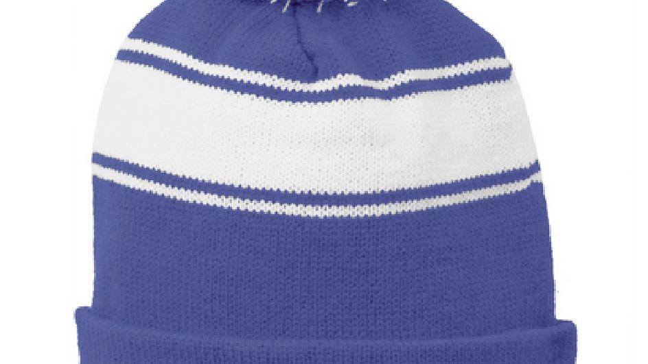 Winter Pom Hat