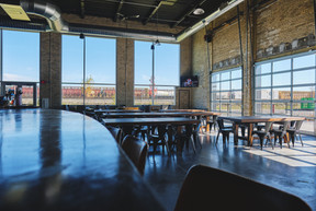 Taproom and Brewery