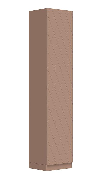 Шкаф-пенал Rhomb