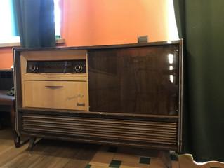Мебель из 60-х.