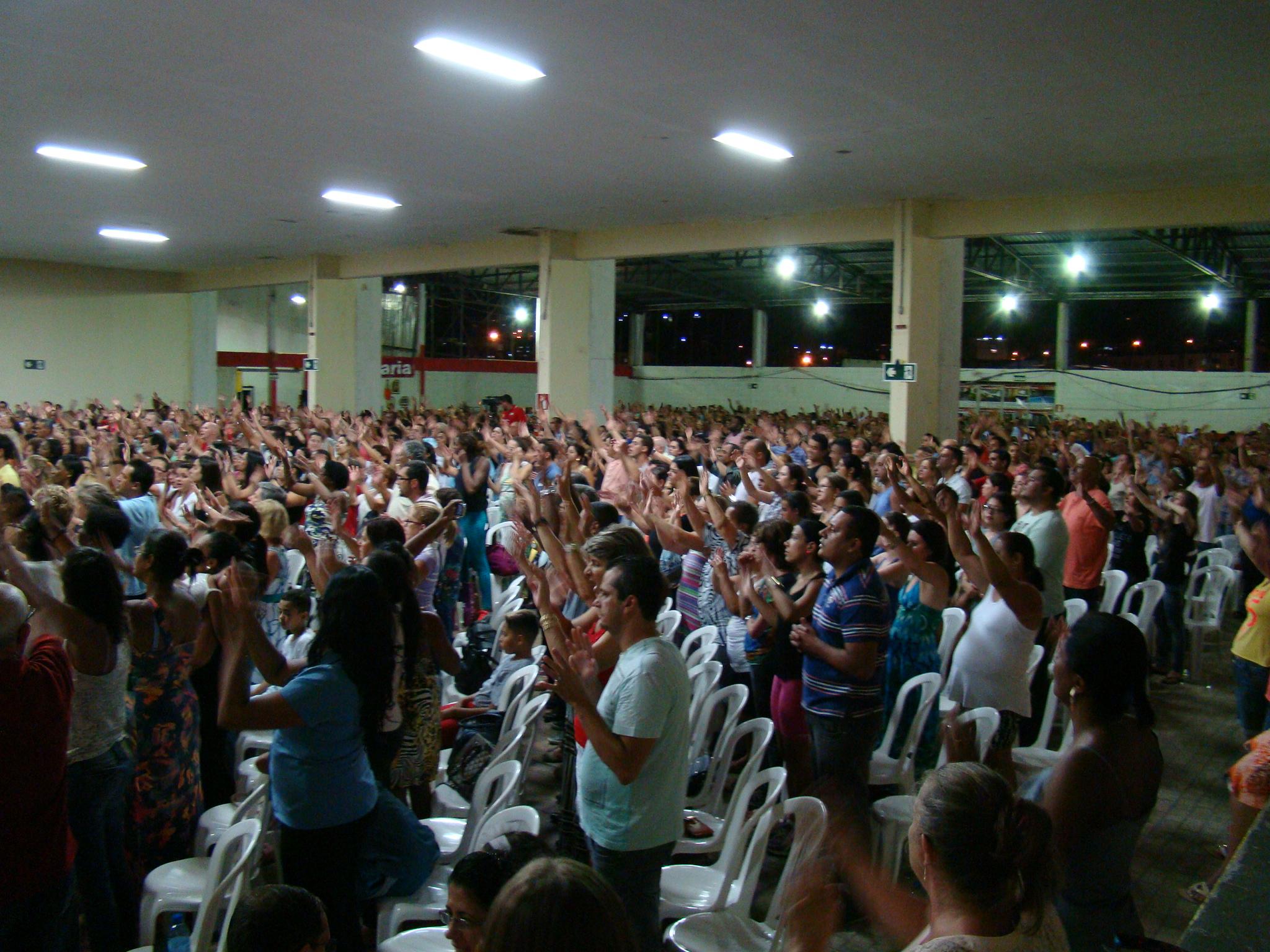 Missa no Tupynambás