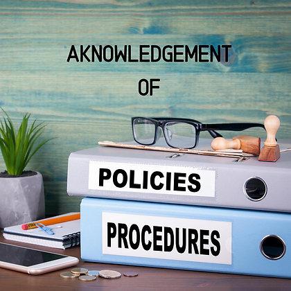 Editable Policies