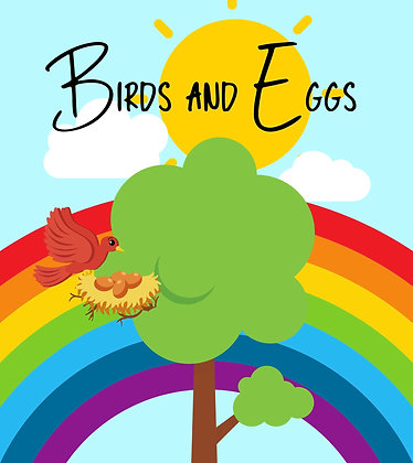 April Lesson Plan: Birds and Eggs