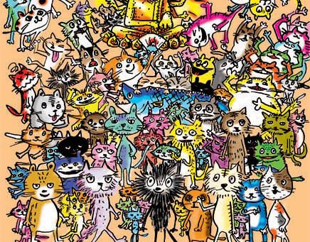 漫画「猫生」