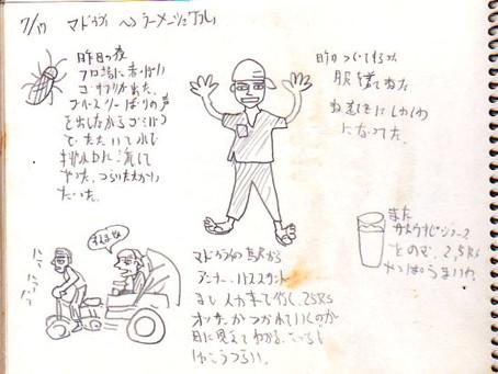 1997年 7/17〜18