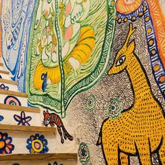SOWAKA壁画