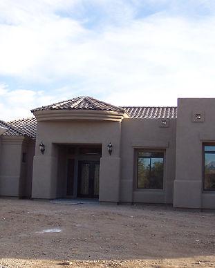 custom luxury home in arizona