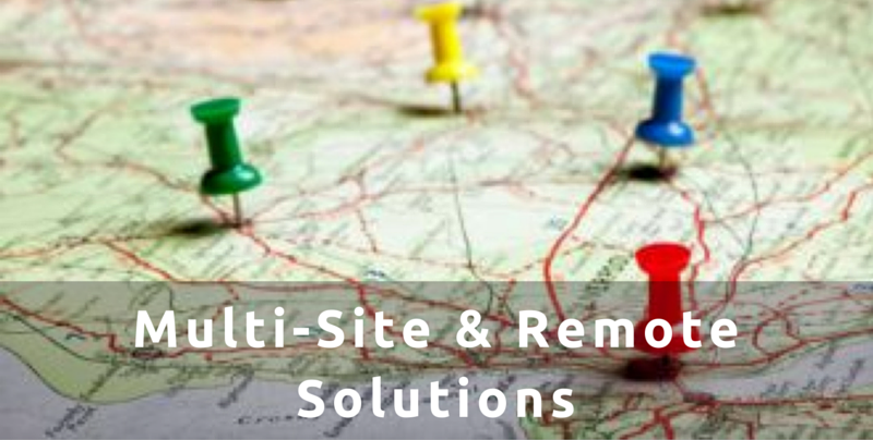 MultiSite and remote