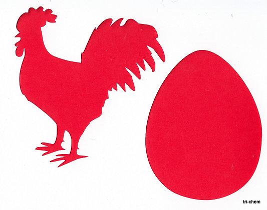 Ostern, Hahn