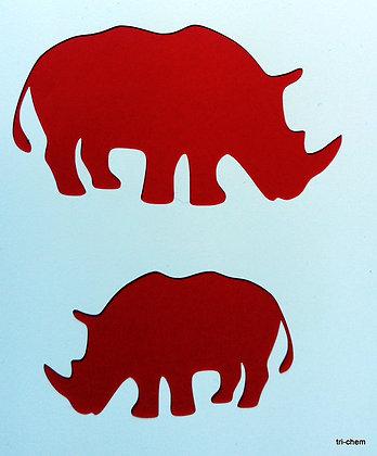 Afrika Nashorn
