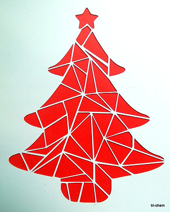 Polygonal Tannenbaum