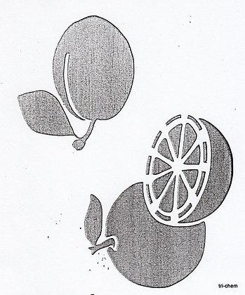 Zwetschke, Orange