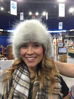 Coyote Fur Hat - Show