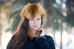 Fox Fur Hat 2