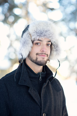 Coyote Fur Hat 3