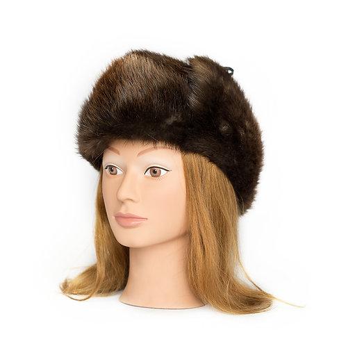 Beaver Fur Hat - All Fur