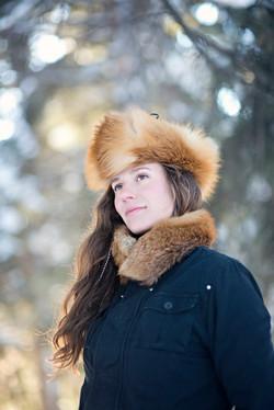 Fox Fur Hat 4