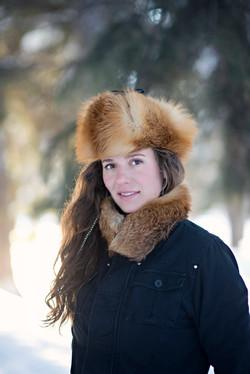 Fox Fur Hat 5