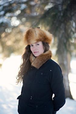 Fox Fur Hat 3
