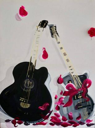 Benita Martin – Guitarinā