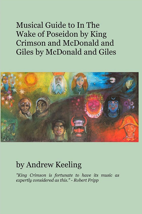 Musical Guide to In The Wake of Poseidon by King Crimson and McDonald and Giles