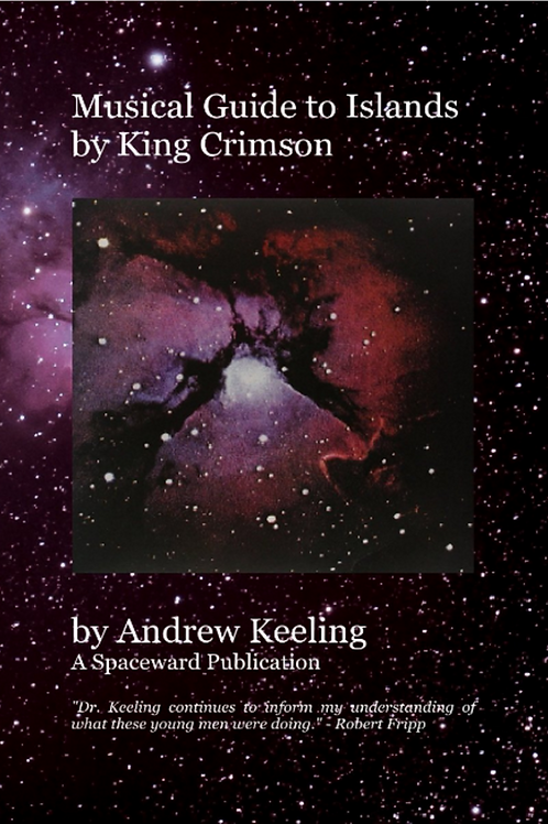 Musical Guide to Islands by King Crimson