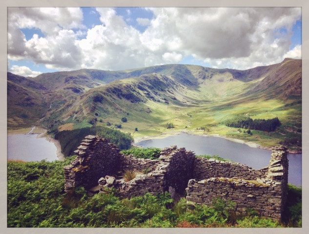 Towards Riggindale and Kidsty Pike at Haweswater, summer 2016. Nothing much changes here. Levers Water on a warm, early autumn day. The River Kent estuary at Sandside, near Milnthorpe.
