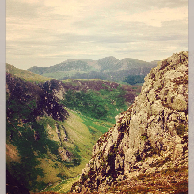 TheColedale round from High Spy.