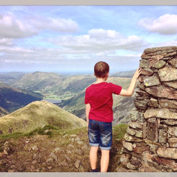Red Screes.