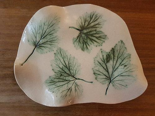 4 leaf plate