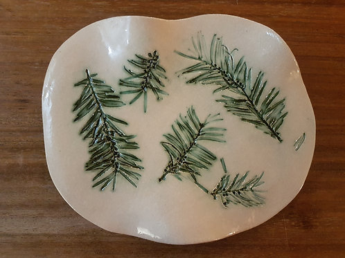 Larger rosemary plate