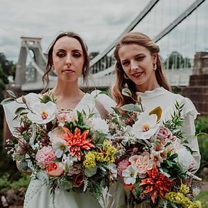 City Bridal Shoot