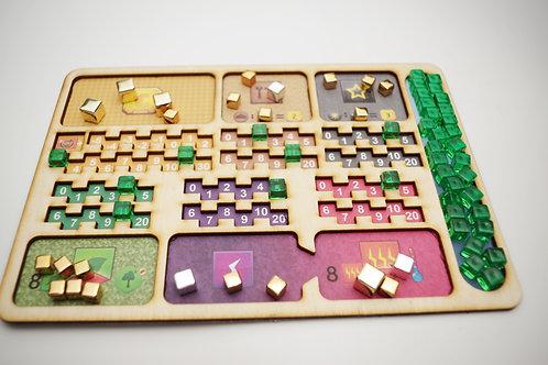 Terraformacja Marsa insert gracza zestaw