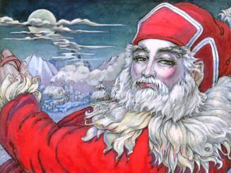KRIS, The Legend Begins & Santa Is Real Brand