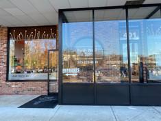 New Entrance in Westport