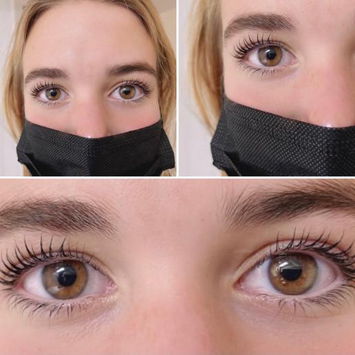 Lash Lift Natural Eyelashes