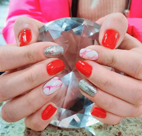 Red Silver Marble Christmas.jpg